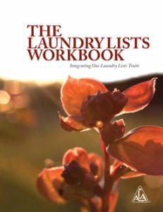 Laundry List Workbook